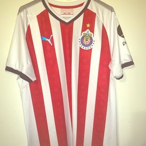 Chivas jersey size medium new